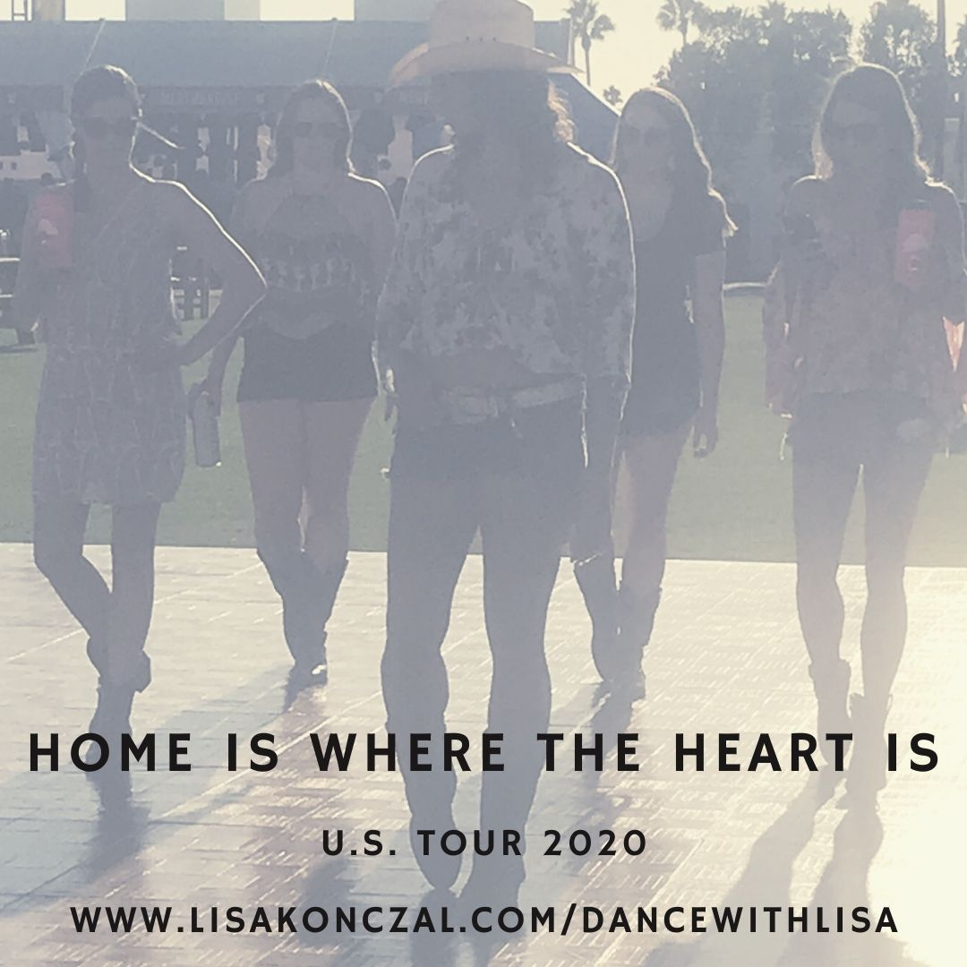 "Line Dance  w/Grammy Award-Winning ""Old Town Road"" Principal Dancer, Lisa Konczal 3"