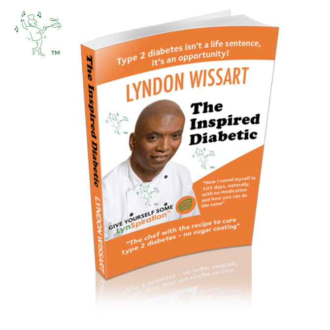 One to One with Chef Lyndon Wissart | Author of The Inspired Diabetic Book 1