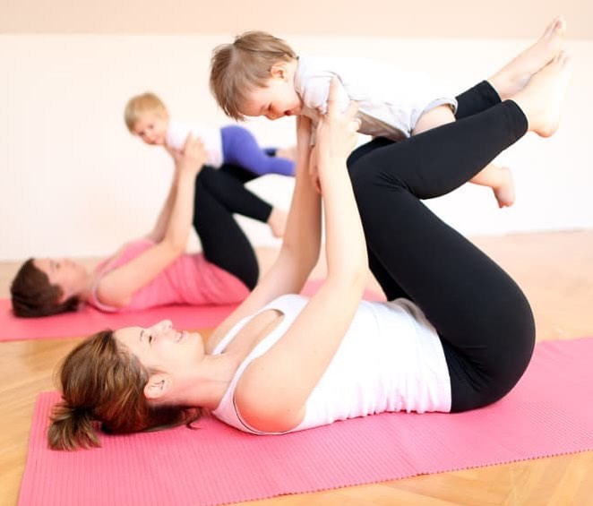 Yoga for Babies, Littles, Kids, Teens and Families 1