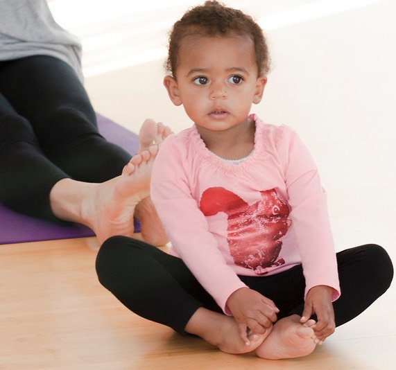 Yoga for Babies, Littles, Kids, Teens and Families 3