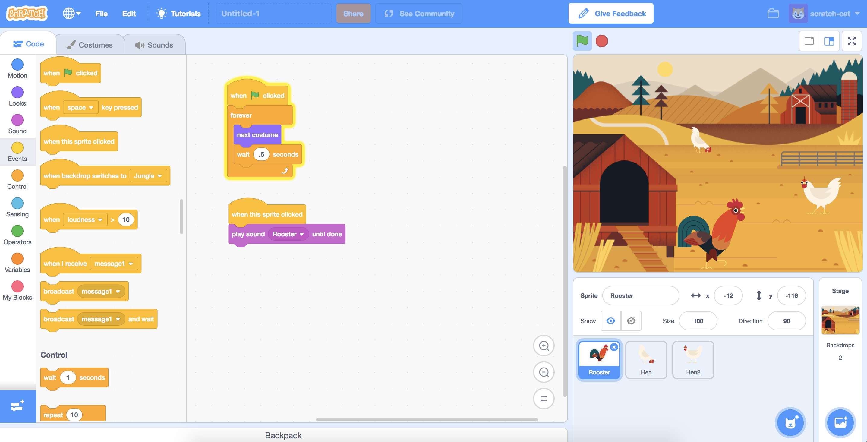 Scratch Coding for Kids (8 - 11 yrs) 2