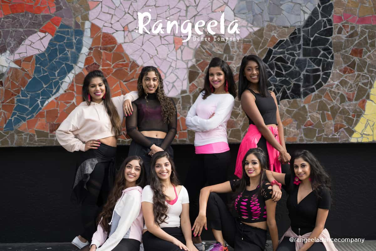 Explore Dance and Choreography with the Premier Seattle Bollywood Company 1