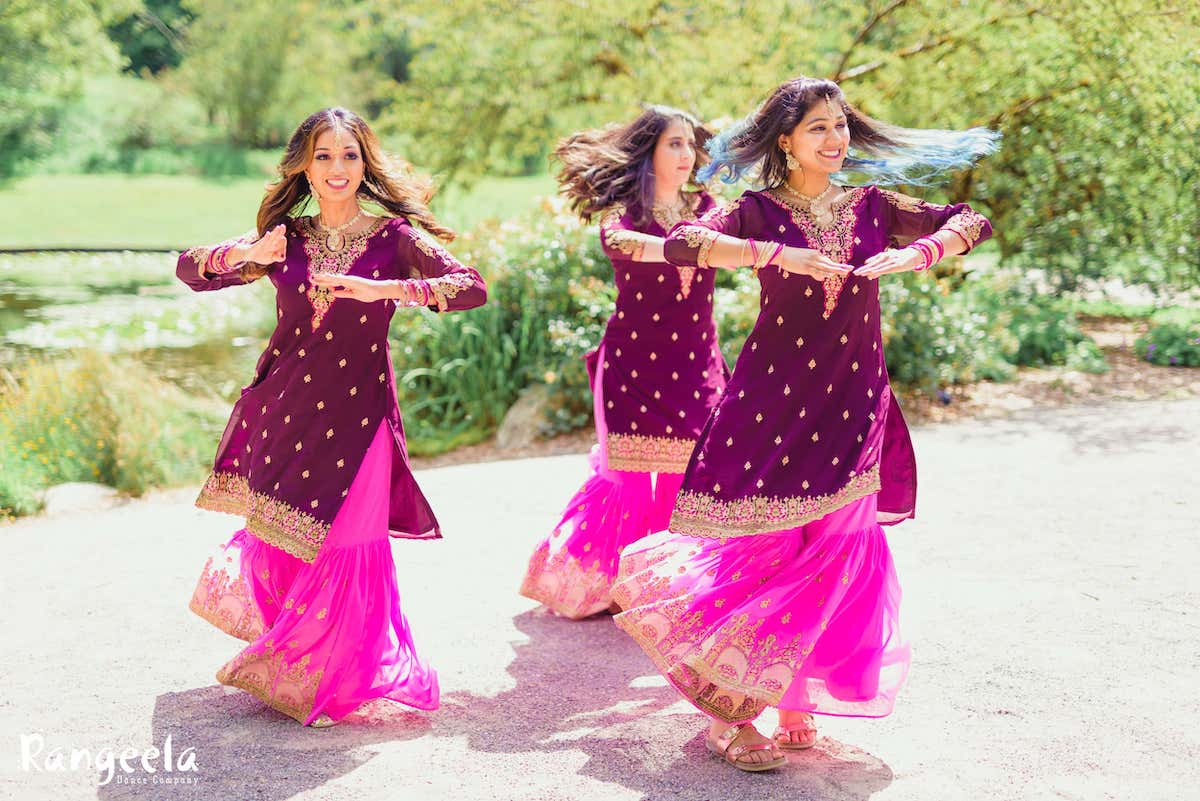 Explore Dance and Choreography with the Premier Seattle Bollywood Company 2