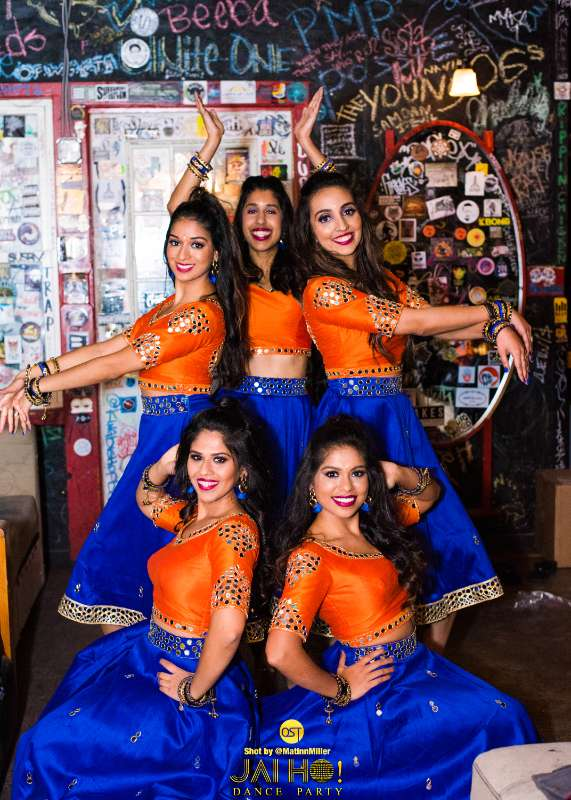 Explore Dance and Choreography with the Premier Seattle Bollywood Company 5