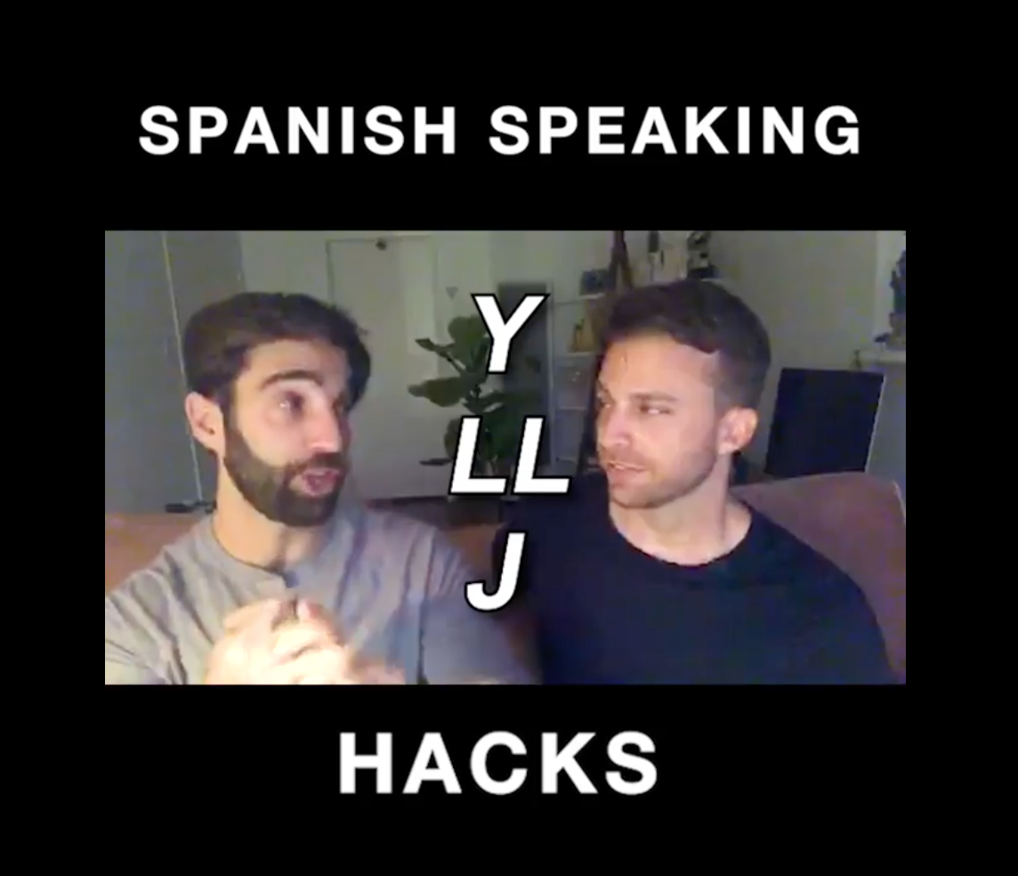 Spanish Pronunciation | Accent Training | Word Choice | Confidence Building  2