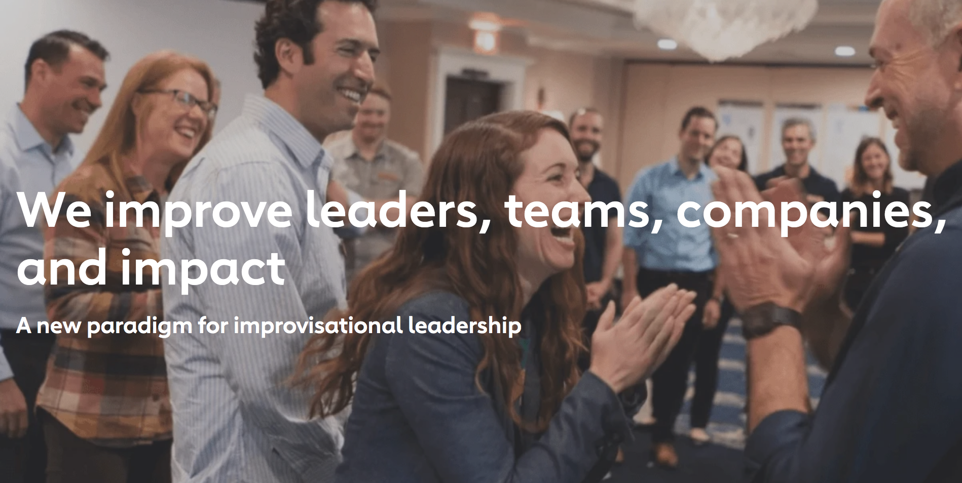Improv That Can Improve Your Leadership & Life with Entrepreneur, Former VC, & Improv Comedian, Mary Lemmer 4