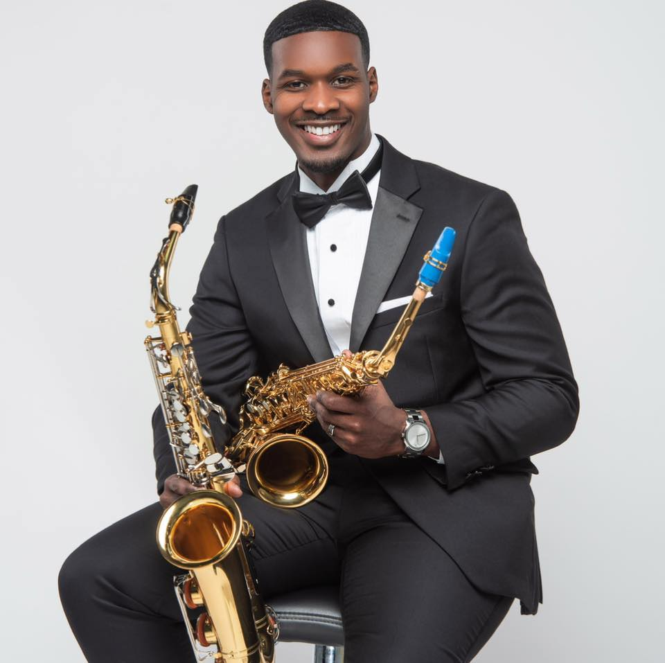Saxophone Lessons with Celebrity Saxophonist, Richard Shaw Jr. | 2020 GCMA Instrumentalist of the Year 1