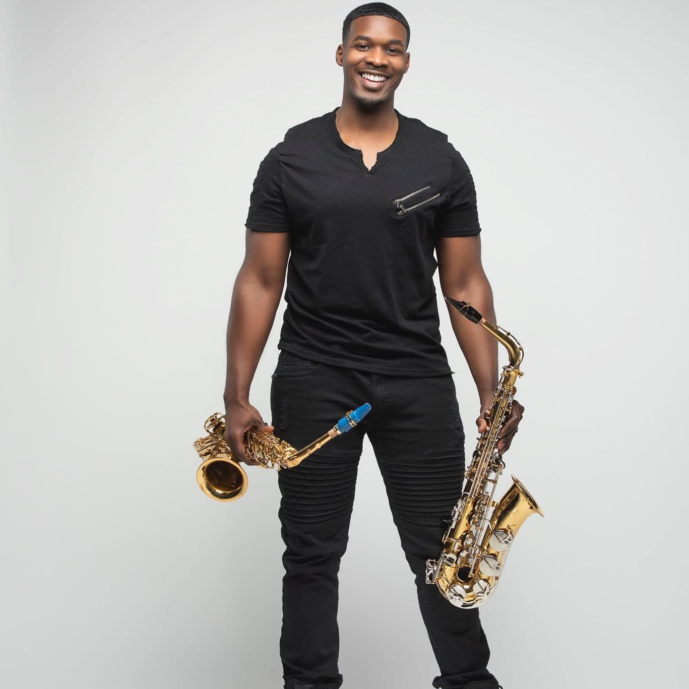 Saxophone Lessons with Celebrity Saxophonist, Richard Shaw Jr. | 2020 GCMA Instrumentalist of the Year 2