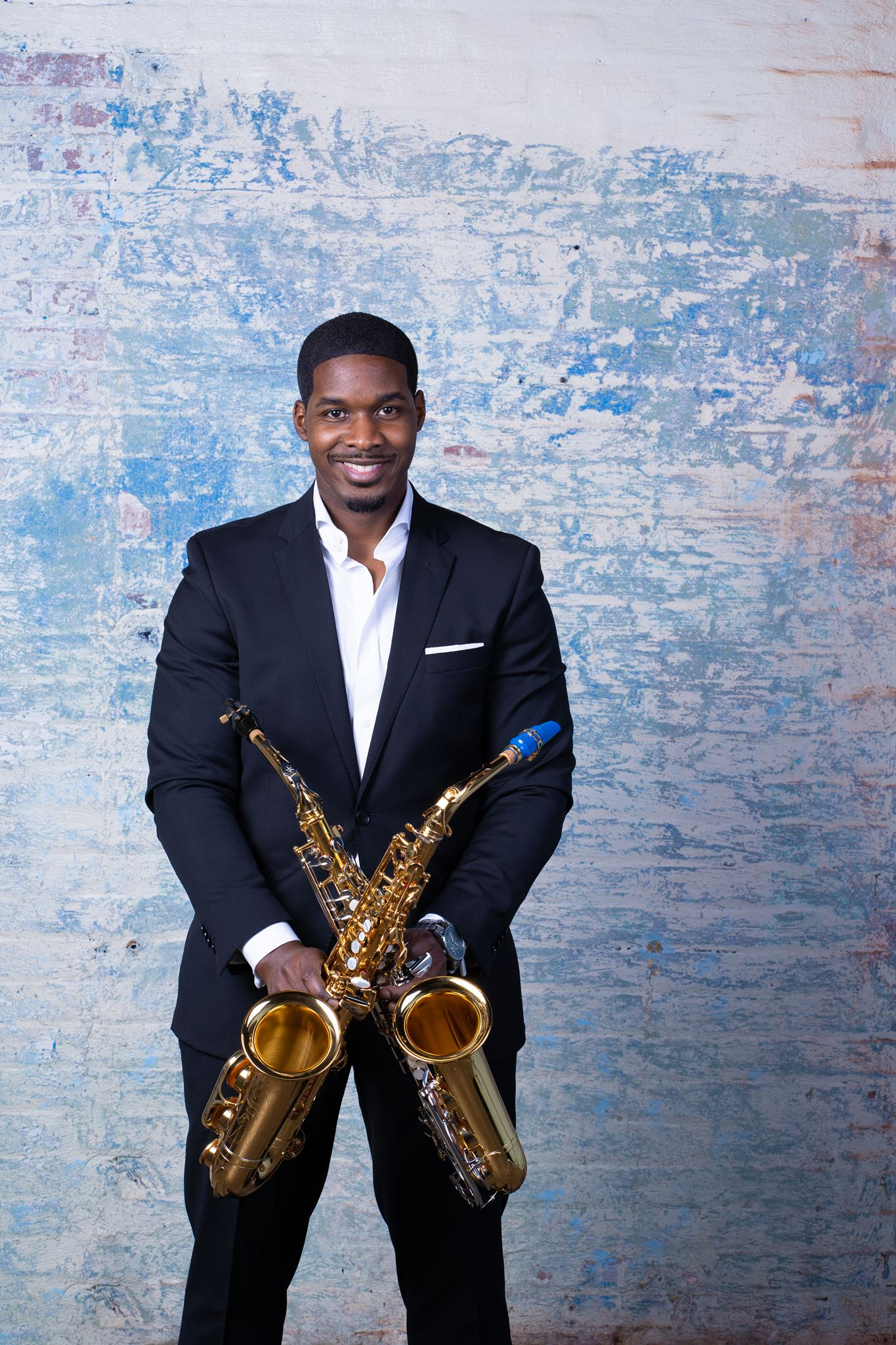 Saxophone Lessons with Celebrity Saxophonist, Richard Shaw Jr. | 2020 GCMA Instrumentalist of the Year 3