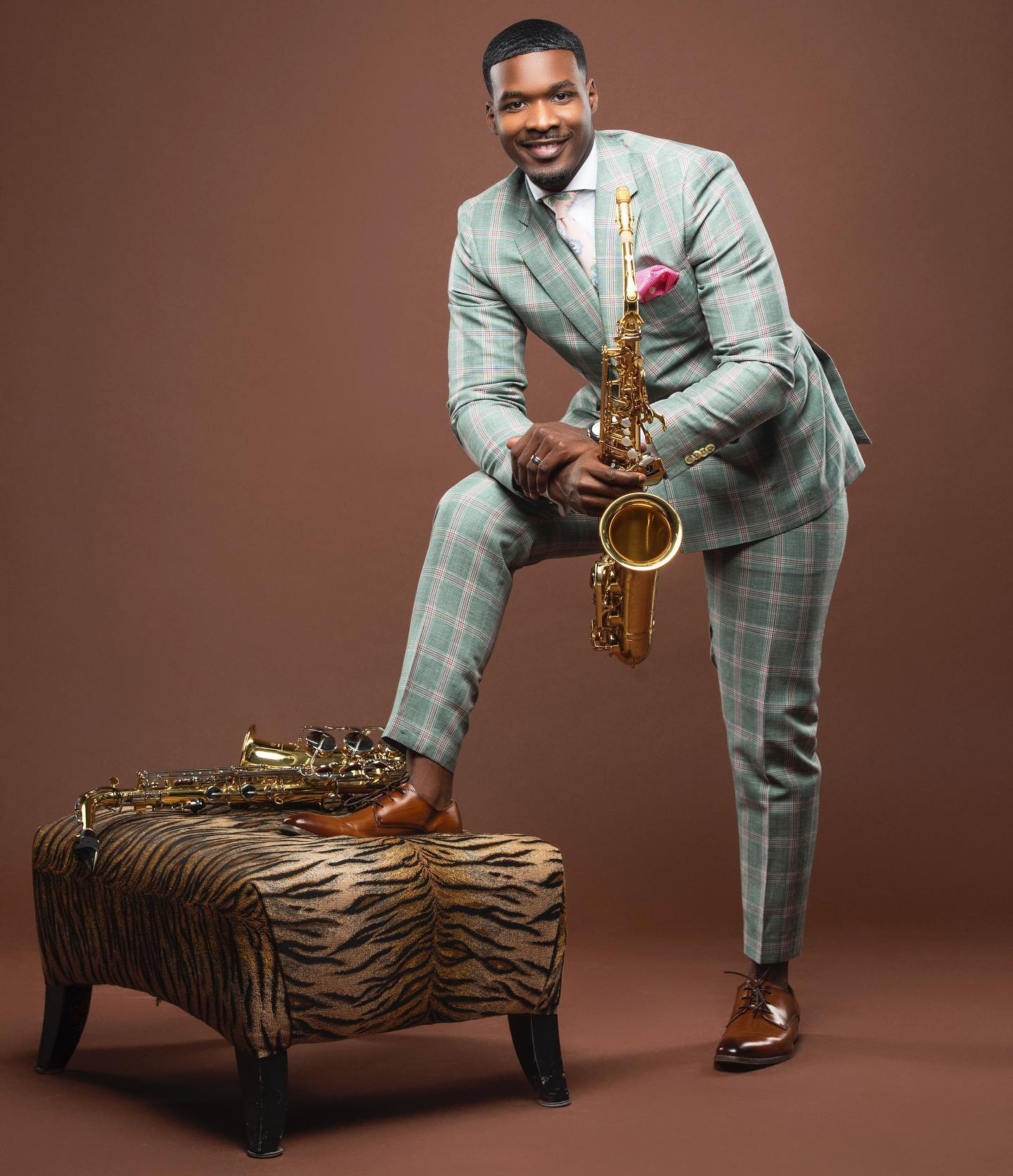 Saxophone Lessons with Celebrity Saxophonist, Richard Shaw Jr. | 2020 GCMA Instrumentalist of the Year 4