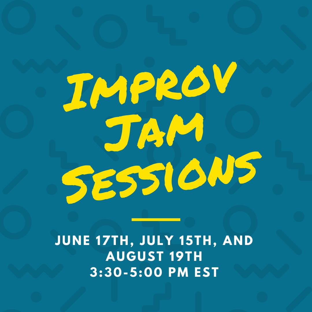 Seed Art Share: Improv Jam Session 1