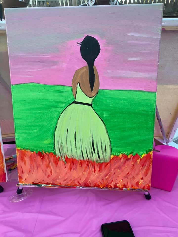 Sip and Paint | Group & Couple Classes Available 1