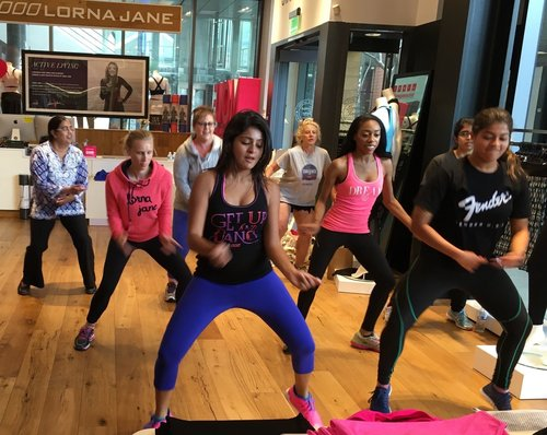 Get Your Groove On Across the Continents with BollyPop Classes 2