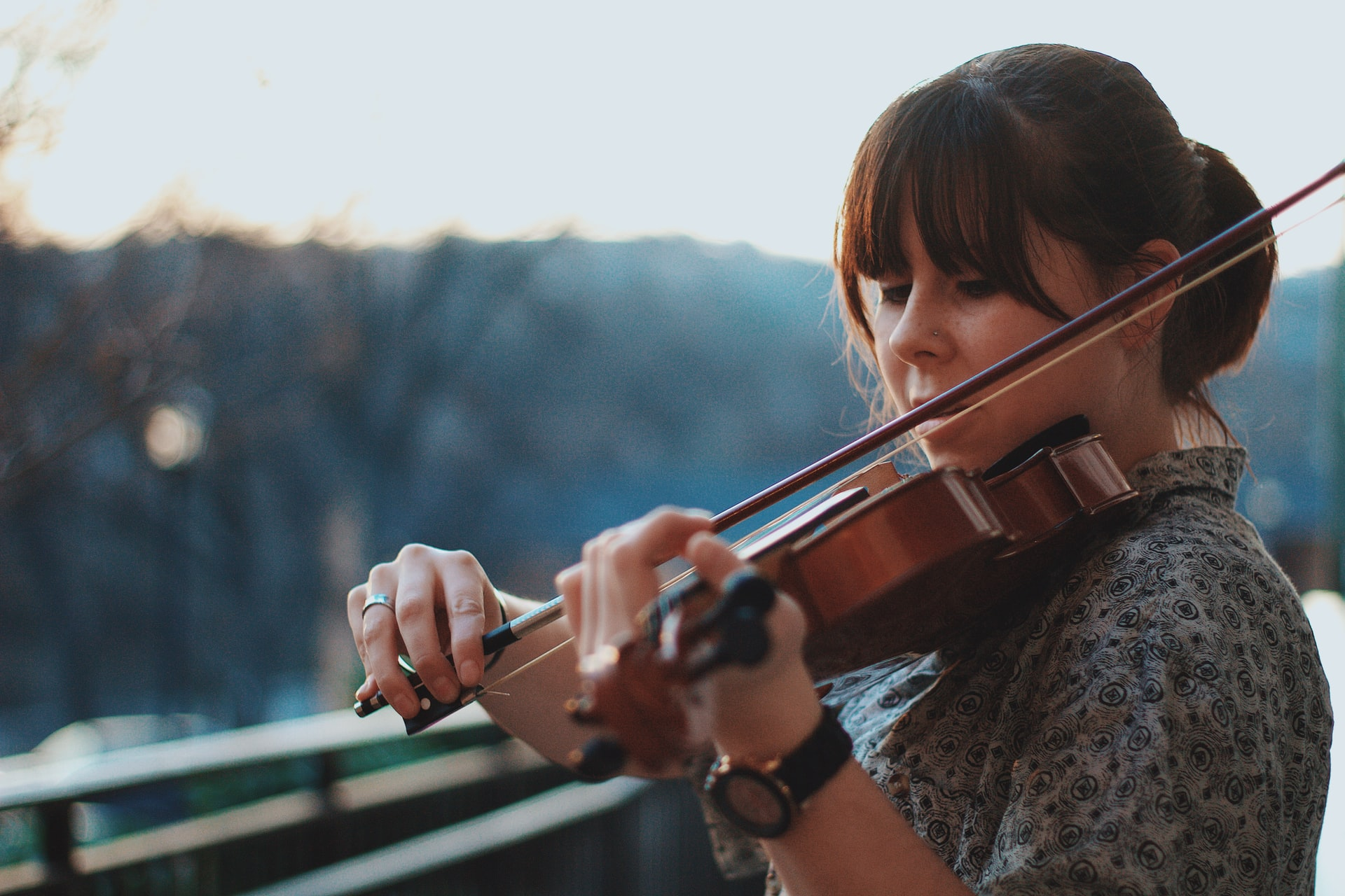 Expert Teachers & Personalized Music Lessons | Violin, Clarinet, Trumpet, Flute, & More 1