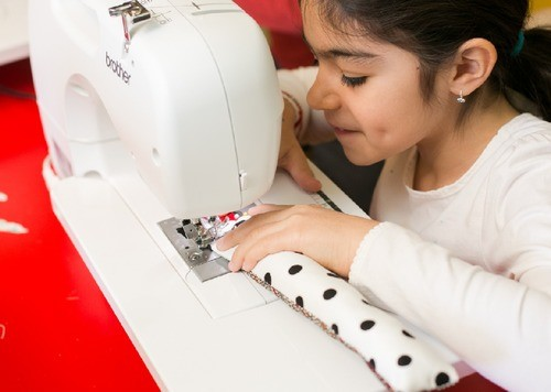 Kids Virtual Sewing Classes | Hand & Machine Sewing | Make Stuffed Animals, Clothing, & More 1