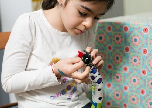 Kids Virtual Sewing Classes | Hand & Machine Sewing | Make Stuffed Animals, Clothing, & More 4