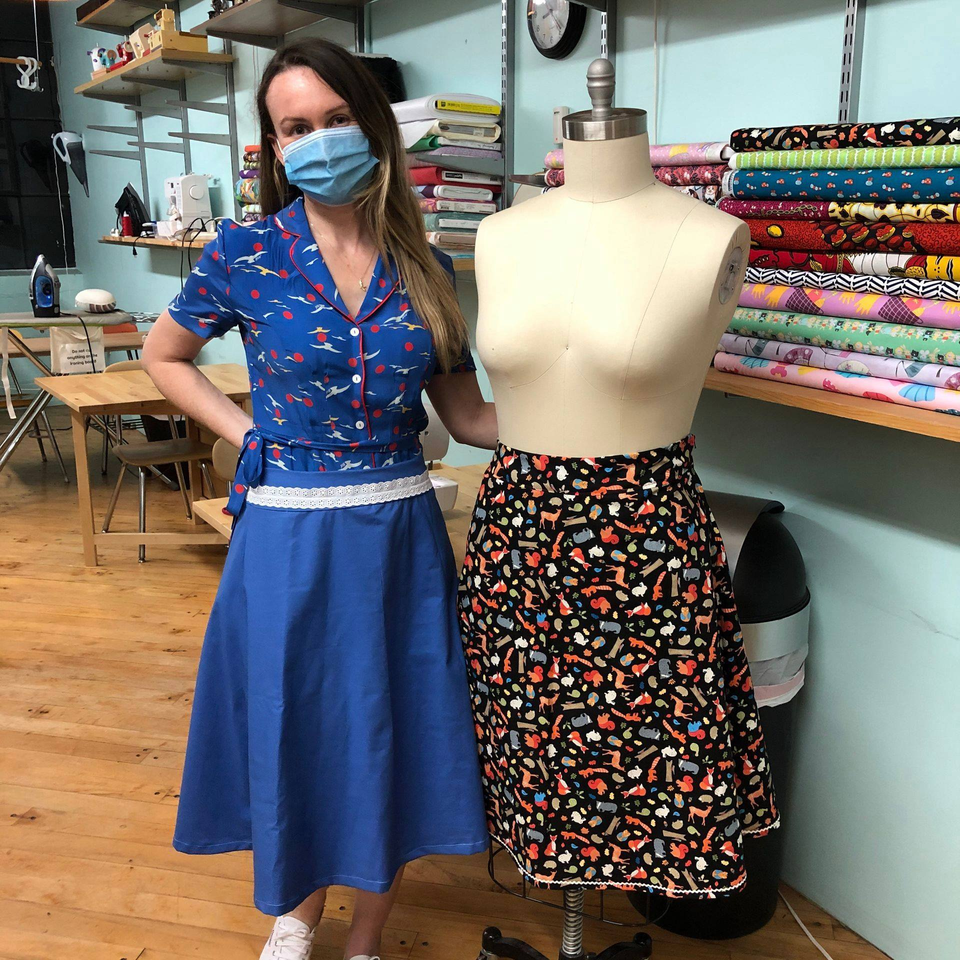 Virtual Sewing Classes | All Skill Levels Welcome | Make Quilts, Bags, Blazers, Pants, & More 3