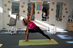 Pilates for Therapeutic Healing class 3