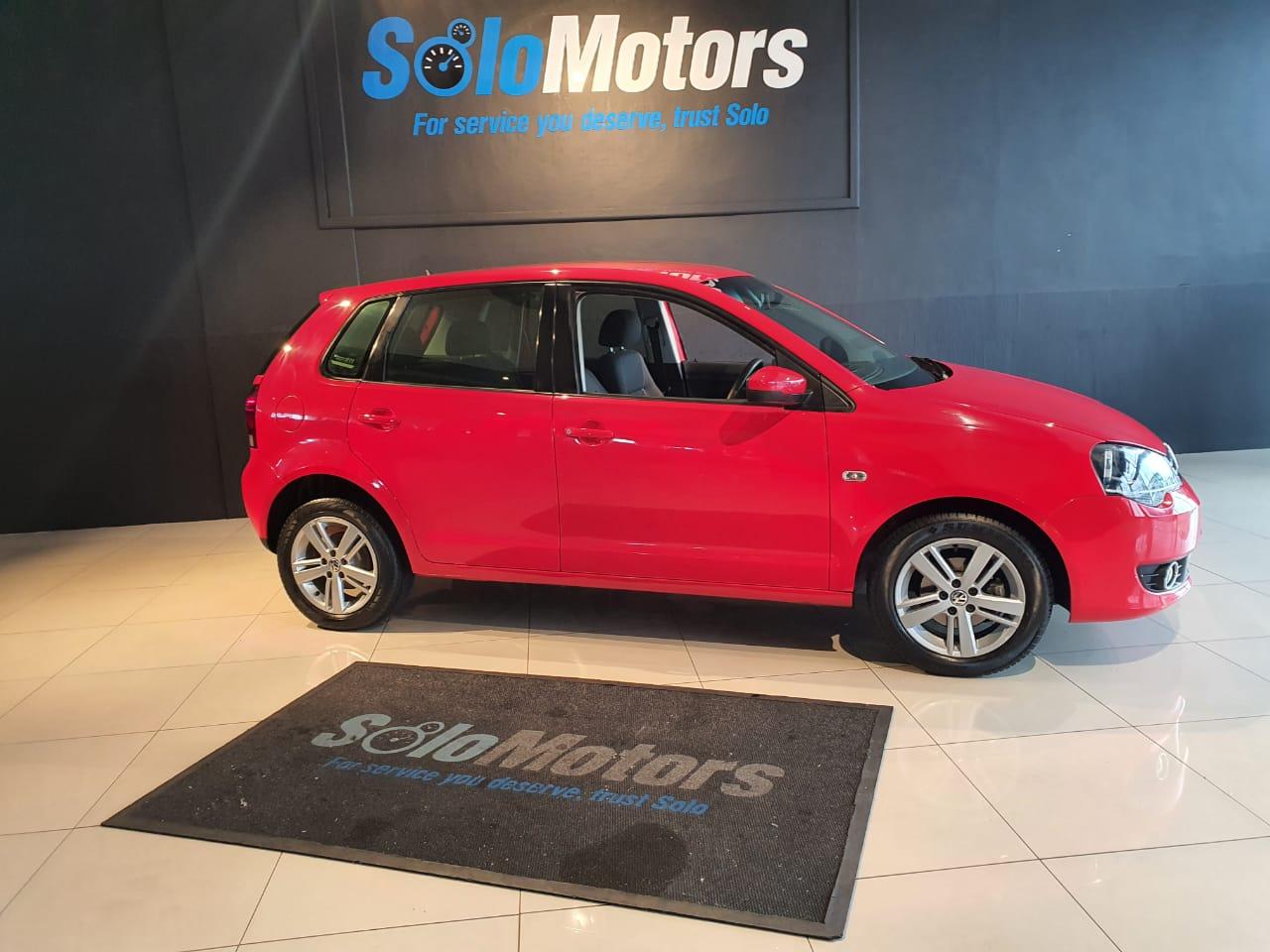 2015 Volkswagen Polo Vivo 1.6