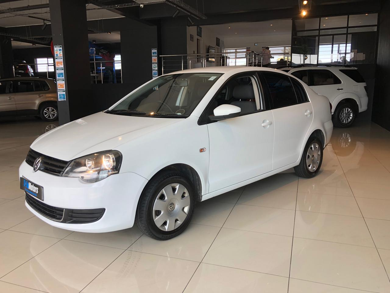 2015 Volkswagen Polo Vivo 1.4 Tiptronic