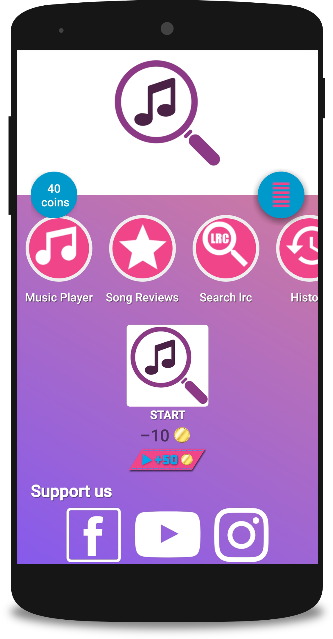 Soly song and lyrics finder song app