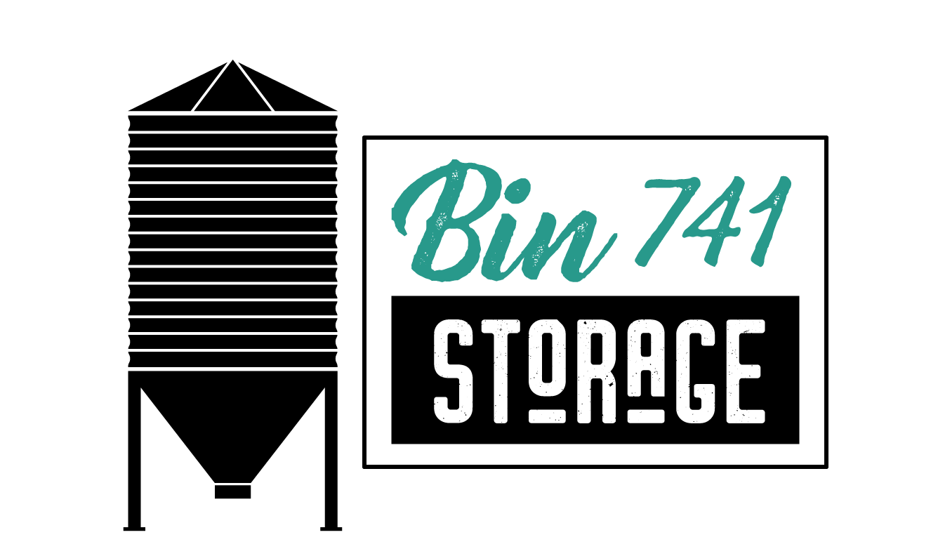 Logo for Bin 741 Storage, click to go home