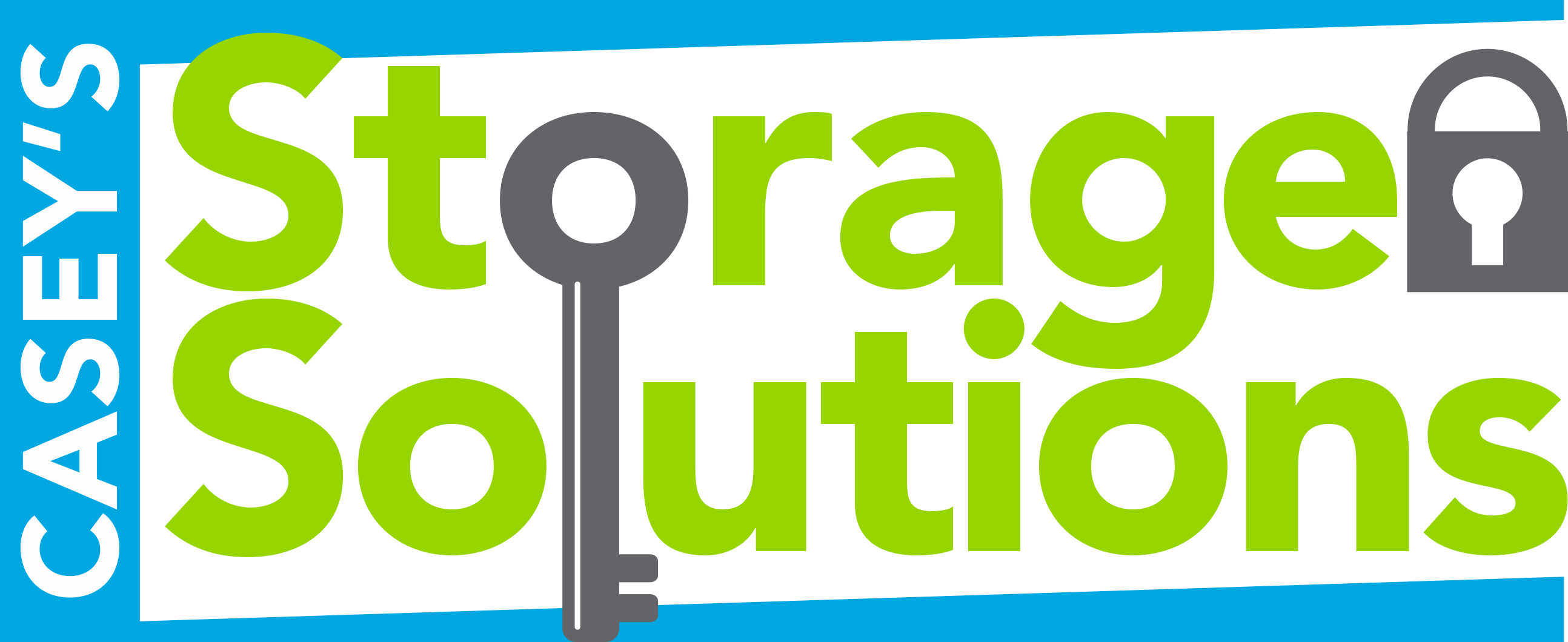 Logo for Casey's Storage Solutions, click to go home