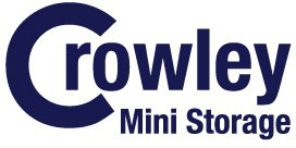 Logo for Crowley Mini Storage, click to go home