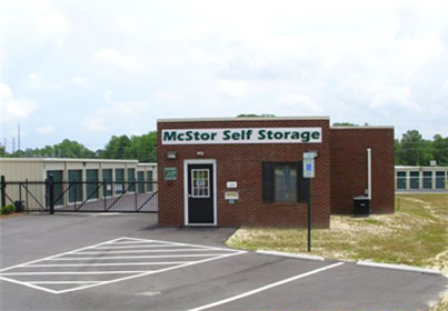 View of McStor Self Storage - Cameron