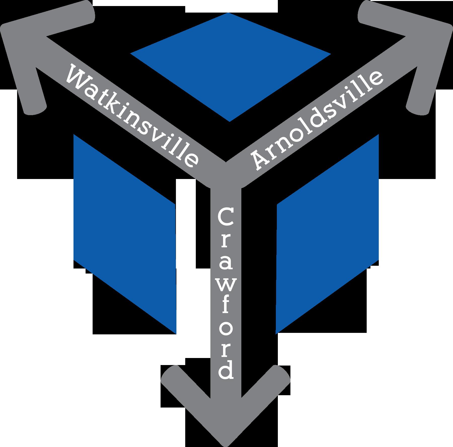 Logo for Oglethorpe Storage, click to go home