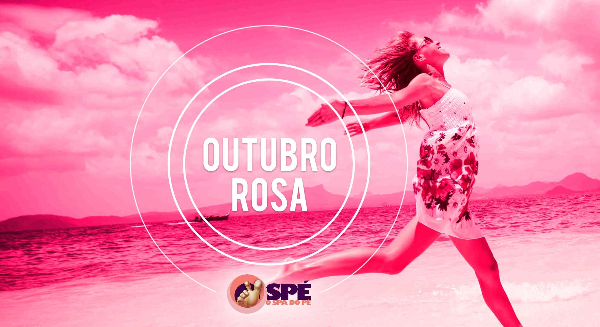 cancer de mama ,Outubro Rosa ,SPÉ
