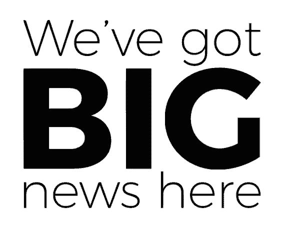 Big News, Big is Bold and Capitalized
