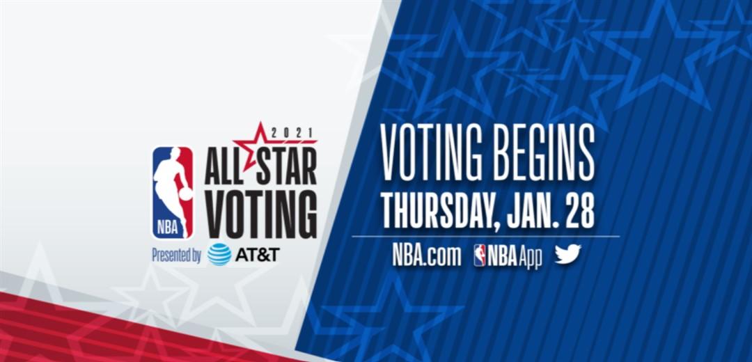 NBA All: Star voting to kick start today