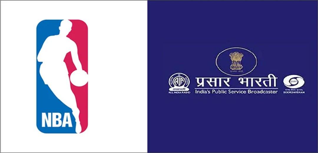 NBA and Prasar Bharti announce content partnership