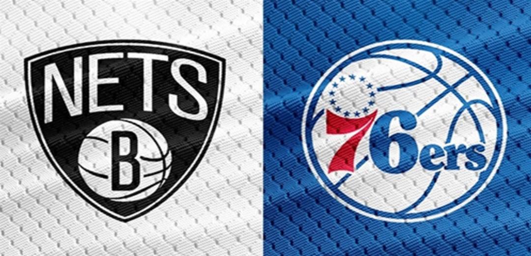 Harris shines as Nets trash NBA topper 76ers