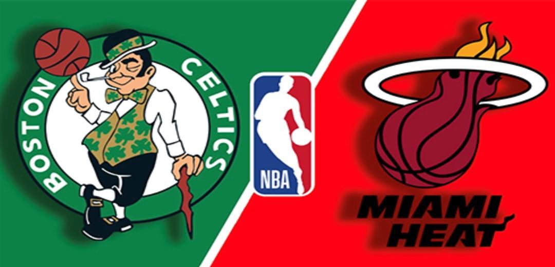 Celtics beat the Heat 107/105 to avenge last seasons Eastern Conference Finals