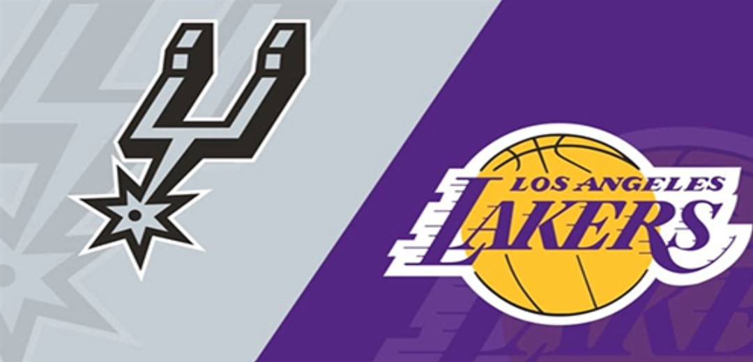 San Antonio Spurs shock L.A Lakers with a dominant display at the Staples Center