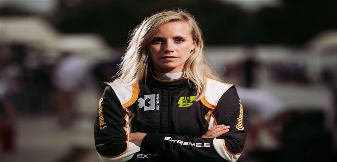 Mikaela Åhlin-Kottulinsky will join Extreme E team JBXE.