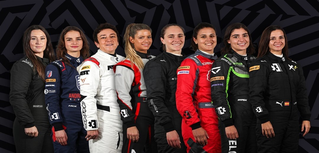 Extreme E champions female drivers as world's first gender equal motorsport series.