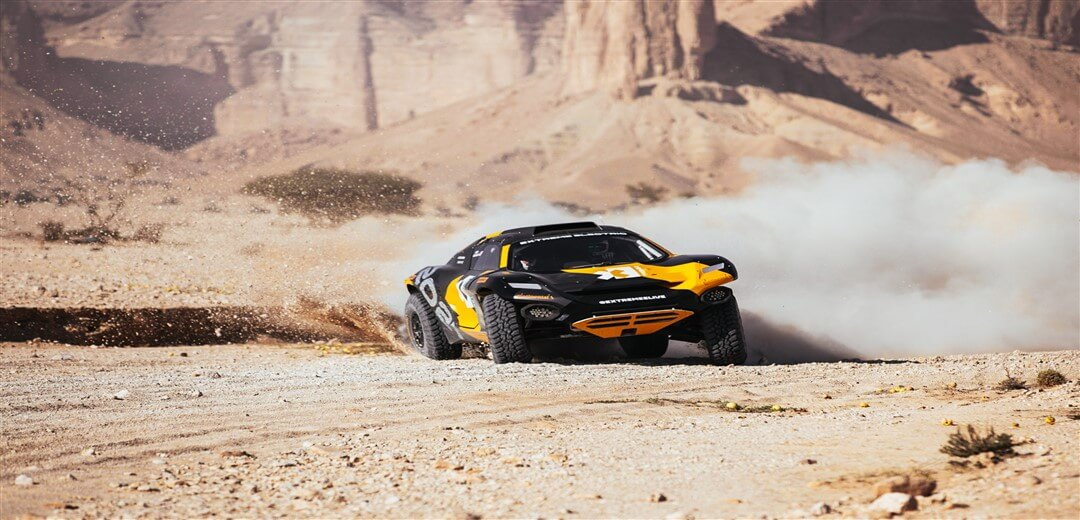 One month to go for Extreme E series to crown its inaugural race champion in Saudi Arabia