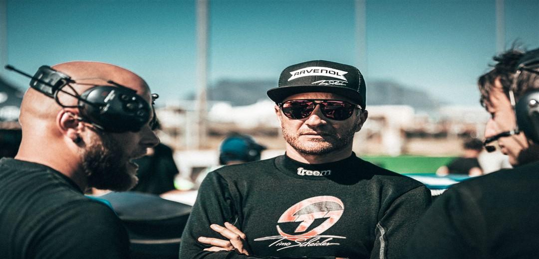 Extreme E unveils Timo Scheider as 'Joker Driver' and race course advisor