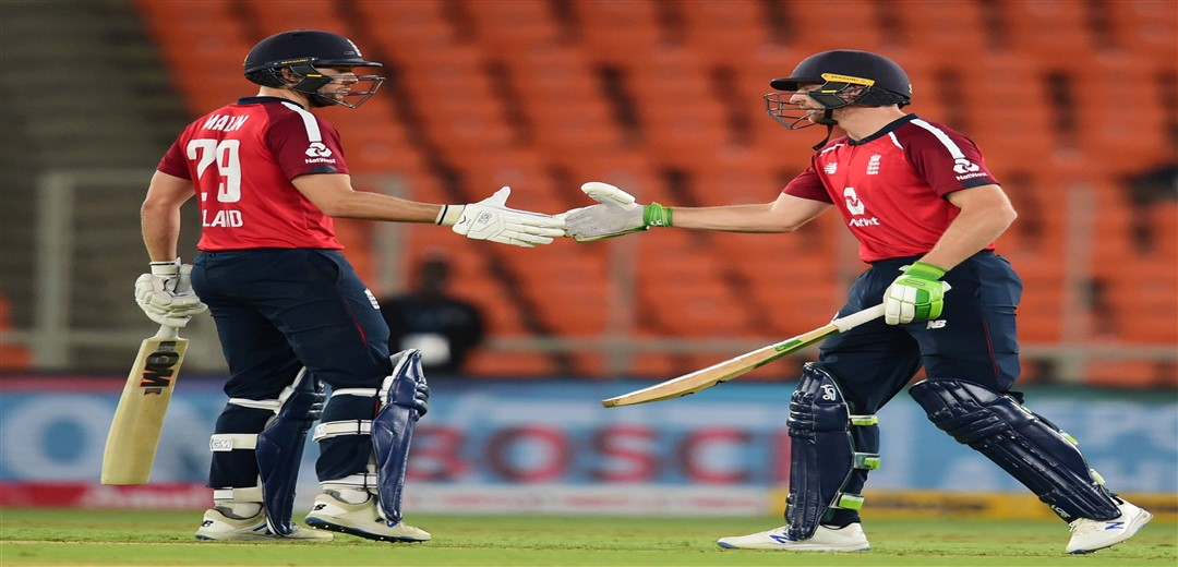 Buttler trumps Kohli, England beat India by 8 wickets to go 2-1 up
