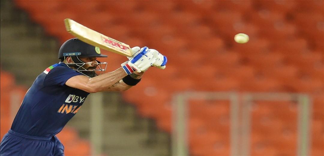 Kohli returns to top 5 in ICC T20I rankings