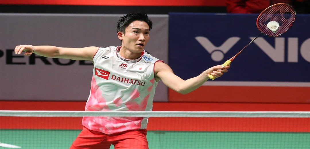 Momota tests positive for COVID-19, Japan pulls out of Thailand events