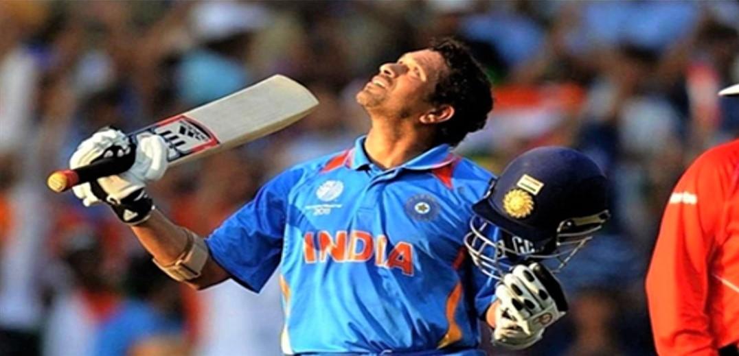 My encounter with the God of Cricket Sachin Tendulkar
