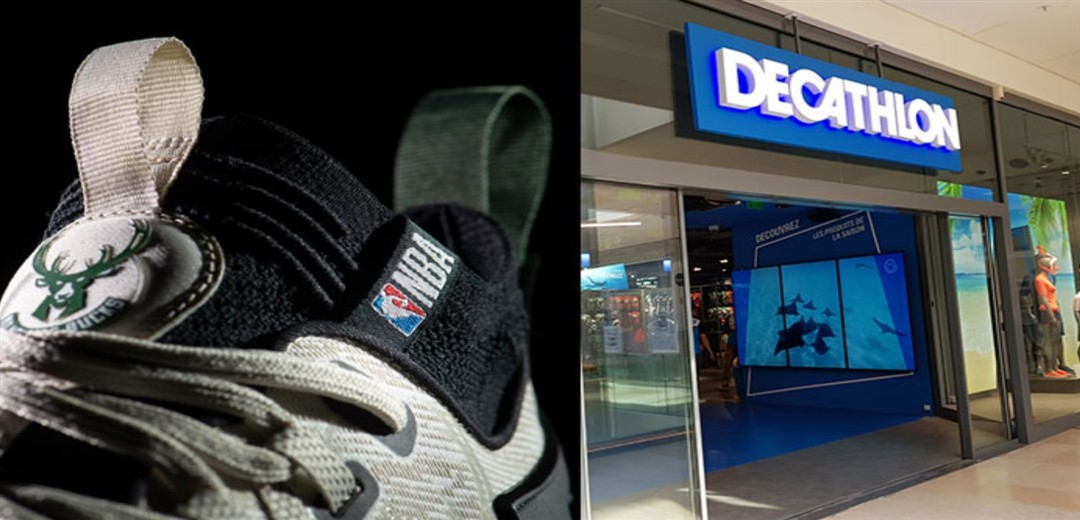 Decathlon announced as the official licensee of the NBA