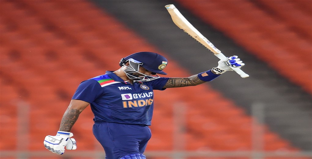 Not disappointed with my dismissal, few things not in my control: Suryakumar