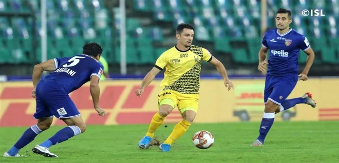 Chennaiyin FC up against inconsistent Hyderabad FC