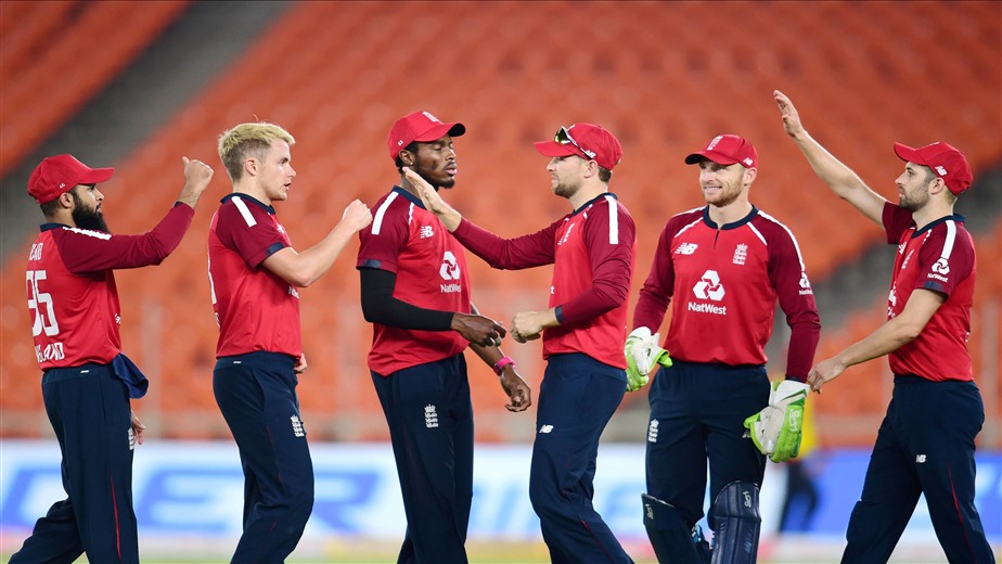 England fined for slow over-rate against India in fourth T20I