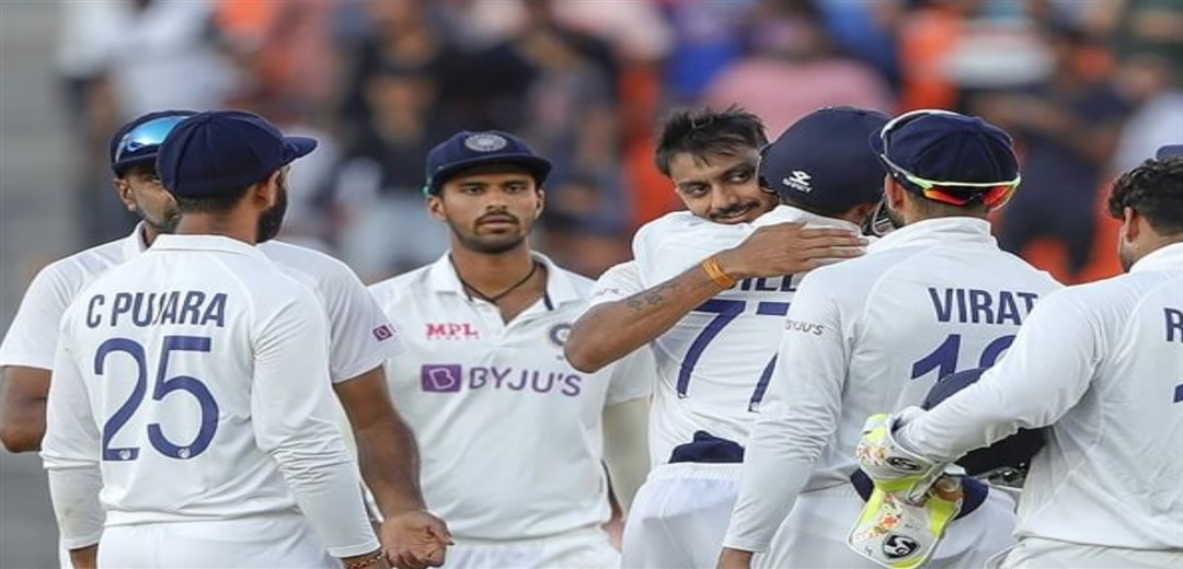 Axar straightens England with 11-70, India win 3rd Test, inch closer to WTC final